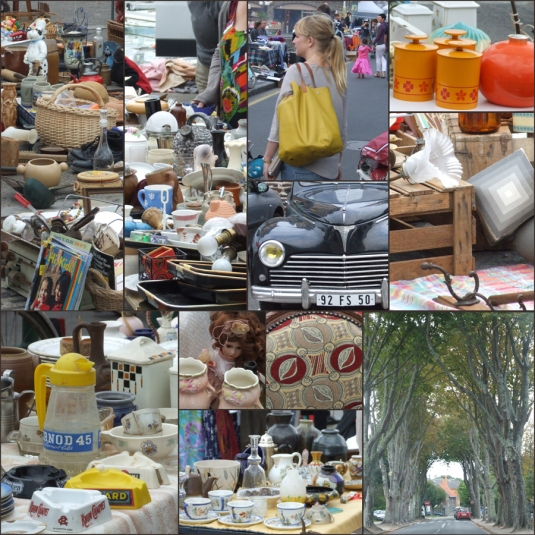 France Vide Grenier - Flea Market  - 5am Start