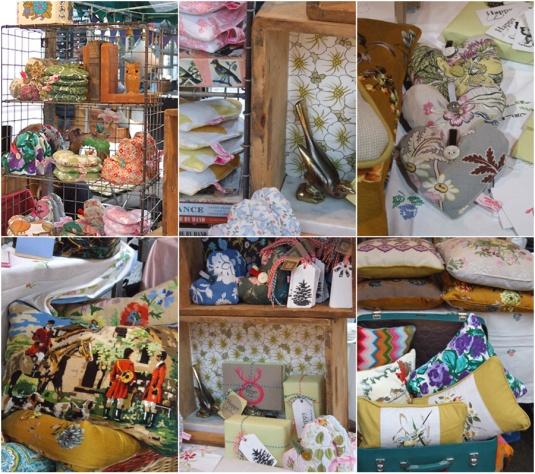 We make London 2012 - Spitalfields market
